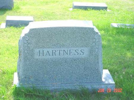 HARTNESS, JAMES W. - Pottawattamie County, Iowa | JAMES W. HARTNESS