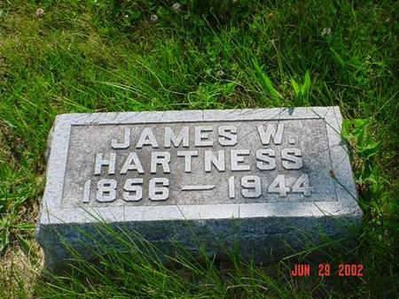 HARTNESS, JAMES W. - Pottawattamie County, Iowa | JAMES W. HARTNESS