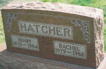 HATCHER, RACHEL - Pottawattamie County, Iowa | RACHEL HATCHER