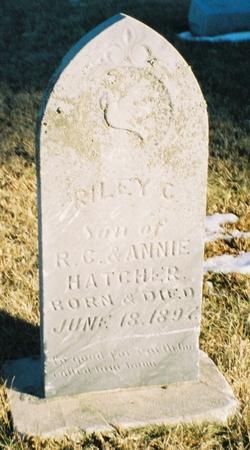 HATCHER, RILEY C - Pottawattamie County, Iowa | RILEY C HATCHER