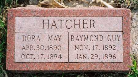 HATCHER, DORA MAY - Pottawattamie County, Iowa | DORA MAY HATCHER