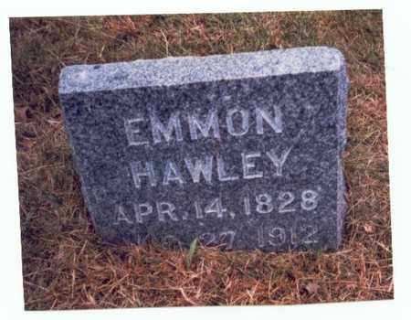 HAWLEY, EMMON - Pottawattamie County, Iowa | EMMON HAWLEY