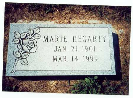 HEGARTY, MARIE - Pottawattamie County, Iowa | MARIE HEGARTY