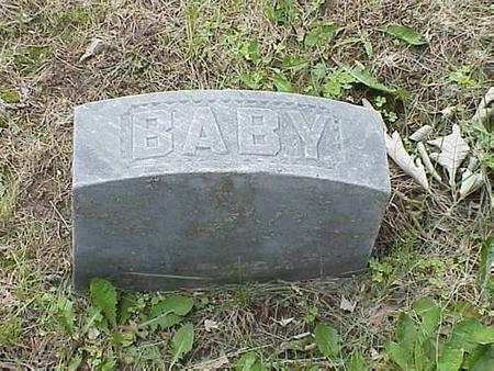 HEPPNER, BABY - Pottawattamie County, Iowa | BABY HEPPNER