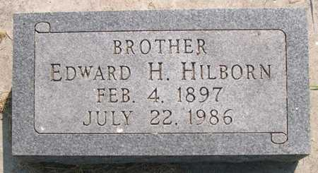 HILBORN, EDWARD H. - Pottawattamie County, Iowa | EDWARD H. HILBORN
