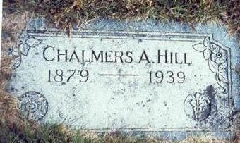 HILL, CHALMERS A. - Pottawattamie County, Iowa | CHALMERS A. HILL