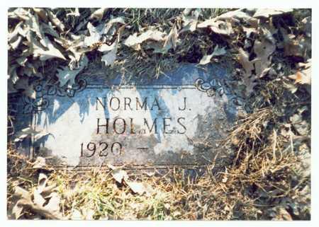 HOLMES, NORMA J. - Pottawattamie County, Iowa | NORMA J. HOLMES