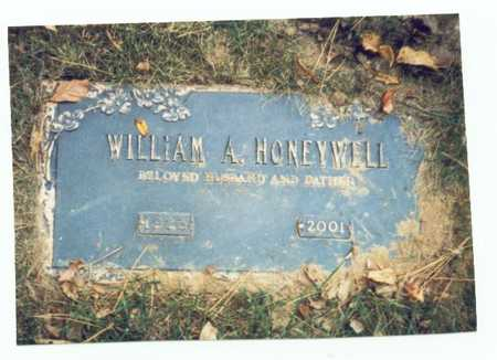 HONEYWELL, WILLIAM A. - Pottawattamie County, Iowa | WILLIAM A. HONEYWELL