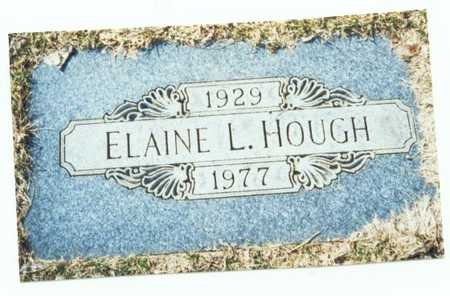HOUGH, ELAINE L. - Pottawattamie County, Iowa | ELAINE L. HOUGH