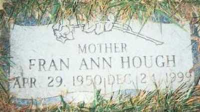 HOUGH, FRAN ANN - Pottawattamie County, Iowa | FRAN ANN HOUGH