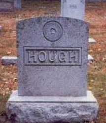 HOUGH, FAMILY MARKER - Pottawattamie County, Iowa | FAMILY MARKER HOUGH