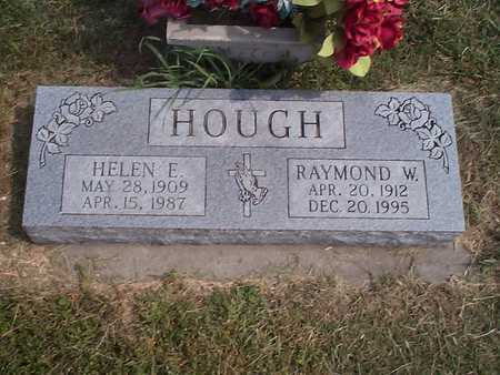 HOUGH, RAYMOND W. - Pottawattamie County, Iowa | RAYMOND W. HOUGH