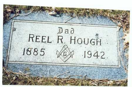 HOUGH, REEL R. - Pottawattamie County, Iowa | REEL R. HOUGH