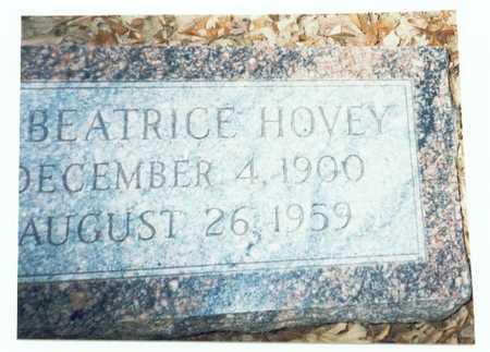 HOVEY, BEATRICE B. - Pottawattamie County, Iowa | BEATRICE B. HOVEY