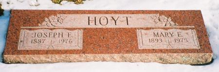 HOYT, MARY ELIZABETH