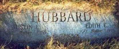 HUBBARD, EDITH E. - Pottawattamie County, Iowa | EDITH E. HUBBARD
