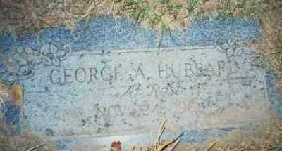 HUBBARD, GEORGE A. - Pottawattamie County, Iowa   GEORGE A. HUBBARD