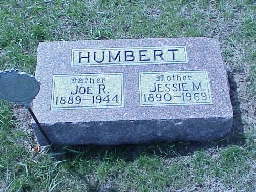 HUMBERT, JOE R. & JESSE M. - Pottawattamie County, Iowa | JOE R. & JESSE M. HUMBERT