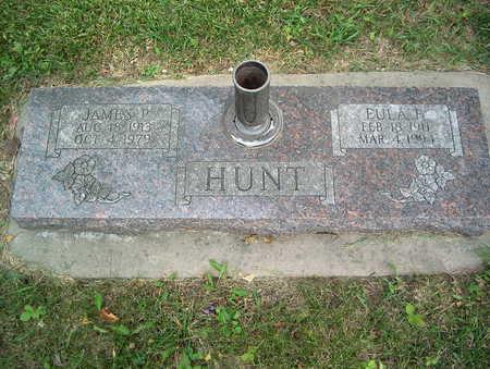 HUNT, EULA F. - Pottawattamie County, Iowa | EULA F. HUNT
