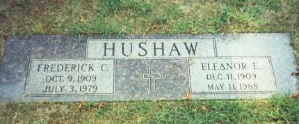 HUSHAW, ELEANOR E. - Pottawattamie County, Iowa | ELEANOR E. HUSHAW