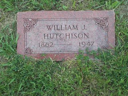 HUTCHISON, WILLIAM J. - Pottawattamie County, Iowa | WILLIAM J. HUTCHISON