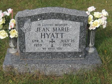 HYATT, JEAN MARIE - Pottawattamie County, Iowa | JEAN MARIE HYATT