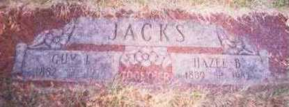 JACKS, HAZEL B. - Pottawattamie County, Iowa | HAZEL B. JACKS
