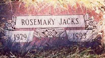 JACKS, ROSEMARY J. - Pottawattamie County, Iowa | ROSEMARY J. JACKS