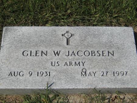 JACOBSEN, GLEN W. - Pottawattamie County, Iowa | GLEN W. JACOBSEN