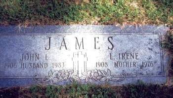 JAMES, JOHN L. - Pottawattamie County, Iowa | JOHN L. JAMES