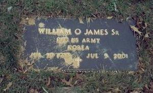 JAMES, WILLIAM OSCAR SR. - Pottawattamie County, Iowa | WILLIAM OSCAR SR. JAMES