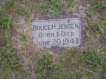 JENSEN, BRUCE H. - Pottawattamie County, Iowa | BRUCE H. JENSEN