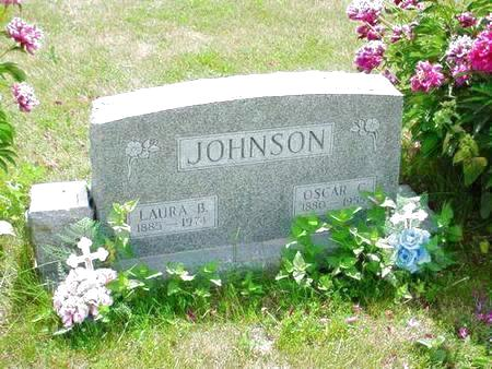 JOHNSON, OSCAR C. - Pottawattamie County, Iowa | OSCAR C. JOHNSON