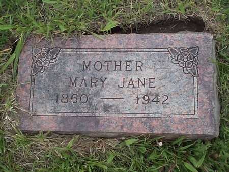 JOHNSON, MARY JANE - Pottawattamie County, Iowa | MARY JANE JOHNSON