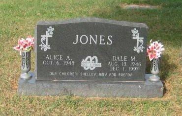 JONES, DALE M - Pottawattamie County, Iowa   DALE M JONES
