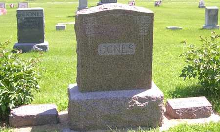 JONES, MARY - Pottawattamie County, Iowa | MARY JONES