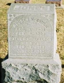 SKELTON JONES, CATHERINE - Pottawattamie County, Iowa | CATHERINE SKELTON JONES