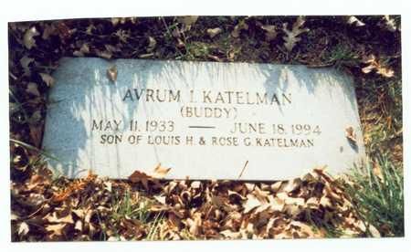 KATELMAN, AVRUM I.