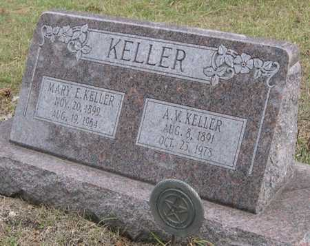 KELLER, MARY E. - Pottawattamie County, Iowa | MARY E. KELLER