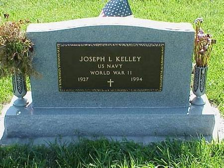 KELLEY, JOSEPH L. - Pottawattamie County, Iowa | JOSEPH L. KELLEY