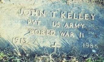 KELLEY, JOHN T. - Pottawattamie County, Iowa | JOHN T. KELLEY