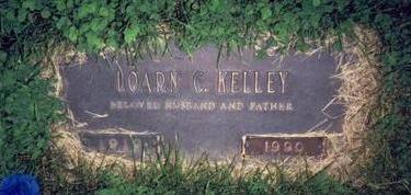 KELLEY, LOARN CALVIN - Pottawattamie County, Iowa   LOARN CALVIN KELLEY