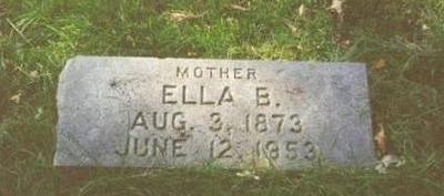 KILGORE, ELLA BELLE ALEXANDER - Pottawattamie County, Iowa | ELLA BELLE ALEXANDER KILGORE