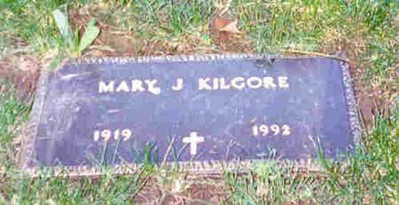 KILGORE, MARY JOAN - Pottawattamie County, Iowa | MARY JOAN KILGORE