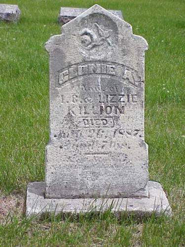 KILLION, CLUNIE A. - Pottawattamie County, Iowa   CLUNIE A. KILLION