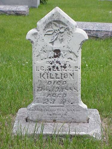 KILLION, MARY A. - Pottawattamie County, Iowa | MARY A. KILLION