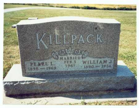 KILLPACK, WILLIAM J. - Pottawattamie County, Iowa | WILLIAM J. KILLPACK