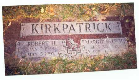 KIRKPATRICK, MARGUERITE H. - Pottawattamie County, Iowa | MARGUERITE H. KIRKPATRICK