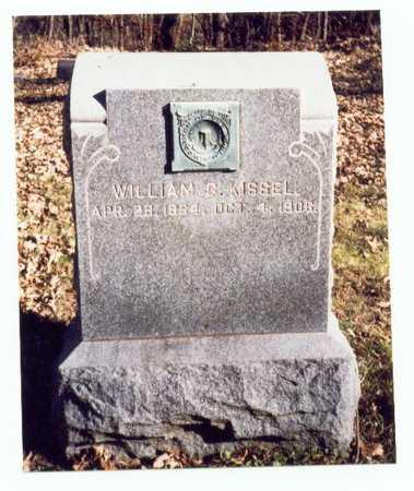 KISSEL, WILLIAM G. - Pottawattamie County, Iowa | WILLIAM G. KISSEL