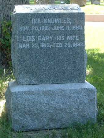 KNOWLES, LOIS - Pottawattamie County, Iowa | LOIS KNOWLES